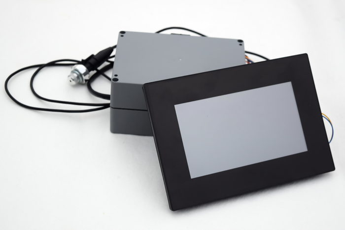 OneGauge Hub and 7 inch Display