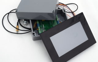 7 inch LCD display with OneGauge Hub