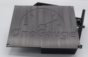 OneGauge hub with custom box