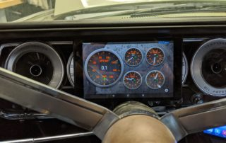 Torque App in a Dodge Charger